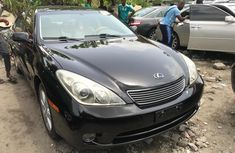 Lexus ES 330 2005 Foreign Used Black for Sale