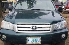 Nigerian Used 2005 Toyota Highlander in Lagos