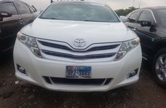 2011 Toyota Venza Foreign Used White SUV for Sale