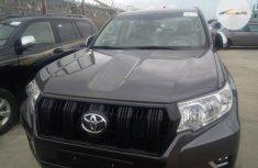 Very Clean Foreign used Toyota Land Cruiser Prado 2016 Black