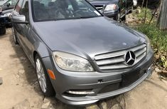 Mercedes Benz C300 Foreign Used 2008 Model Grey
