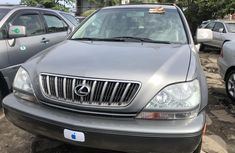2002 Lexus RX300 Foreign Used Gray Colour