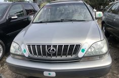 2002 Lexus RX300 Foreign Used Silver Colour