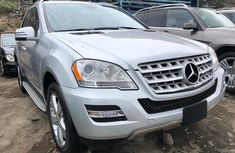 Mercedes Benz ML350 2011 Model Tokunbo for Sale