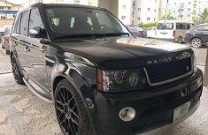 Land Rover Range 2009 Nigerian Used Black SUV