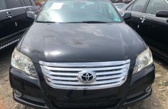 Used Toyota Avalon 2005 Model Foreign Black