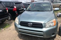 2008 Toyota RAV4 Foreign Used Green for Sale