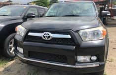 2010 Toyota 4Runner Foreign Used Black for Sale