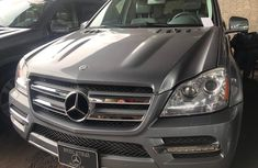 Used Mercedes Benz GL450 Foreign 2010 Model Grey