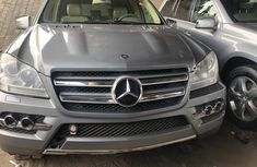 Used Mercedes Benz GL 450 Foreign 2013 Model Silver