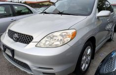 Foreign Used Toyota Matrix 2004 Automatic