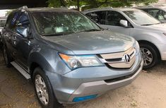 2008 Used Acura MDX Foreign Used Blue for Sale