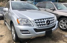 Mercedes Benz ML350 Foriegn Used 2010 Model Silver