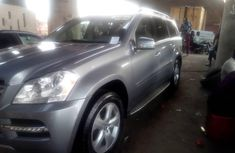 Used Mercedes Benz GL450 Foreign Silver for Sale