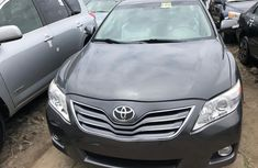 Foreign Used Toyota Camry 2008 Model XLE Sedan Black