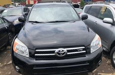 2008 Toyota RAV4 Foreign Used Black for Sale