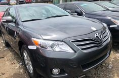 Foreign Used Toyota Camry 2010 Black Sedan for Sale
