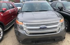 Ford Explorer 2013 Foreign Used Gray SUV for Sale