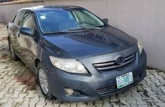 Toyota Corolla for Sale in Lagos 2008 Green Sedan