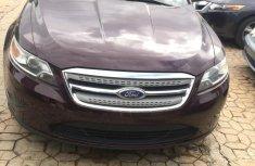 2011 Ford Taurus Tokunbo Sedan for Sale in Lagos