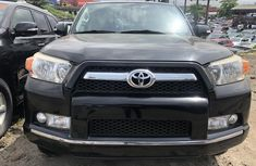 Toyota 4Runner 2012 Model Foreign Used Jeep for Sale
