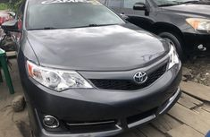 Foreign Used Toyota Camry 2012 Gray in Apapa
