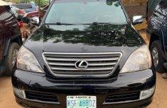 Used Lexus GX470 SUV for Sale Nigeria 2006 Model