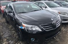 Foreign Used Toyota Camry 2010 Model Sedan Black