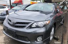 Toyota Corolla for Sale in Lagos Tokunbo 2012 Model