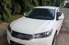 Tokunbo Archive: Honda Accord 2014 Model White