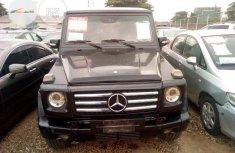 Tokunbo Mercedes Benz G500 2001 Model Black
