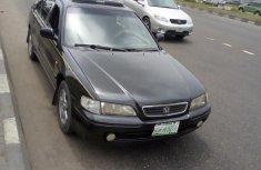 Nigeria Used Honda Accord 2001 Model Gray