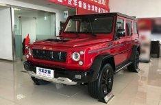 China's Mercedes G-Wagon clone to celebrate China's 70th birthday anniversary