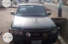 Super Clean Nigerian used Isuzu Rodeo 1998 Green