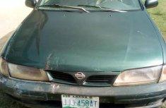 Nigeria Used Nissan Almera 1989 Green
