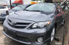Toyota Corolla for Sale in Lagos 2012 Model Tokunbo