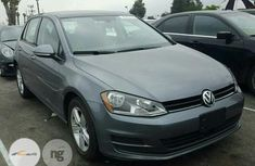 Tokunbo Volkswagen Golf 2017 Model Grey For Sale