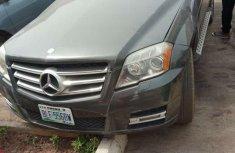 Neat Nigerian used Mercedes-Benz GLK350 2010 Gray