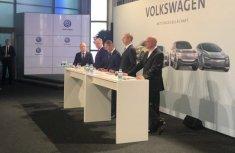 470,000 diesel car owners file mass lawsuit against Volkswagen in Germany