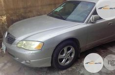 Nigeria Used Mazda Millenia 2001 Grey