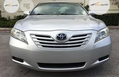 Foreign Used Toyota Camry 2008 Silver For Sale
