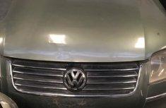 Tokunbo Volkswagen Passat 2003 Model Green