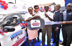 Buy Dangote Cement within October to win one of 43 car prizes!