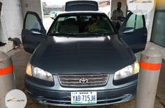 Nigeria Used Toyota Camry 2001 Blue