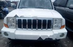 Foreign Used Jeep Commander 2006 Petrol