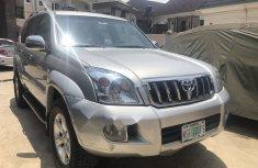 Well Maintained Nigerian used 2005 Toyota Land Cruiser Prado
