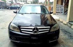 Very Clean Nigerian used 2008 Mercedes-Benz C180