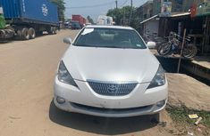 Clean Foreign used Toyota Solara 2004