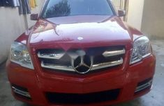 Foreign Used Mercedes-Benz GLK 2012 Petrol Automatic