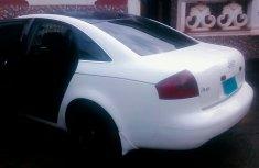 Audi A6 2004 Nigerian Used  White Sedan